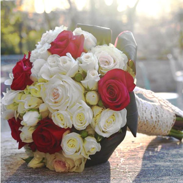 hand bouquet pengantin zaenflorist Code Zn 01