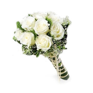 hand bouquet pengantin zaenflorist Code Zn 02