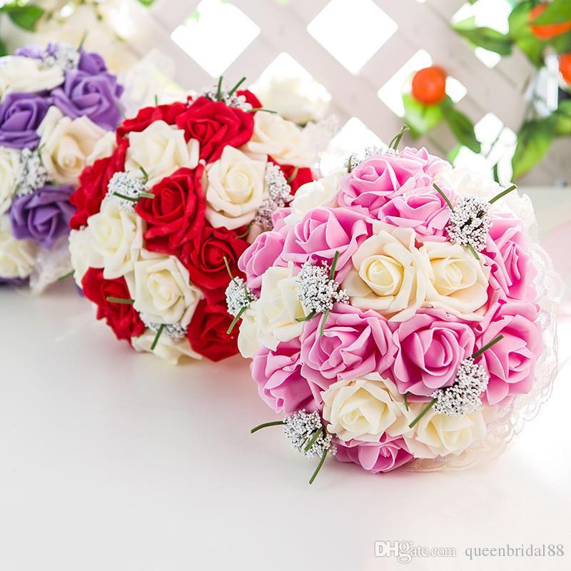 hand bouquet pengantin zaenflorist Code Zn 04