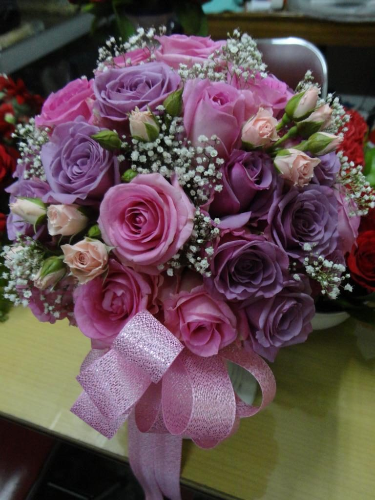 hand bouquet pengantin zaenflorist Code Zn 05