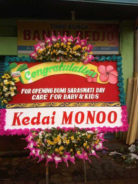 karangan bunga congratulation jogja zaenflorist Code Zn 34