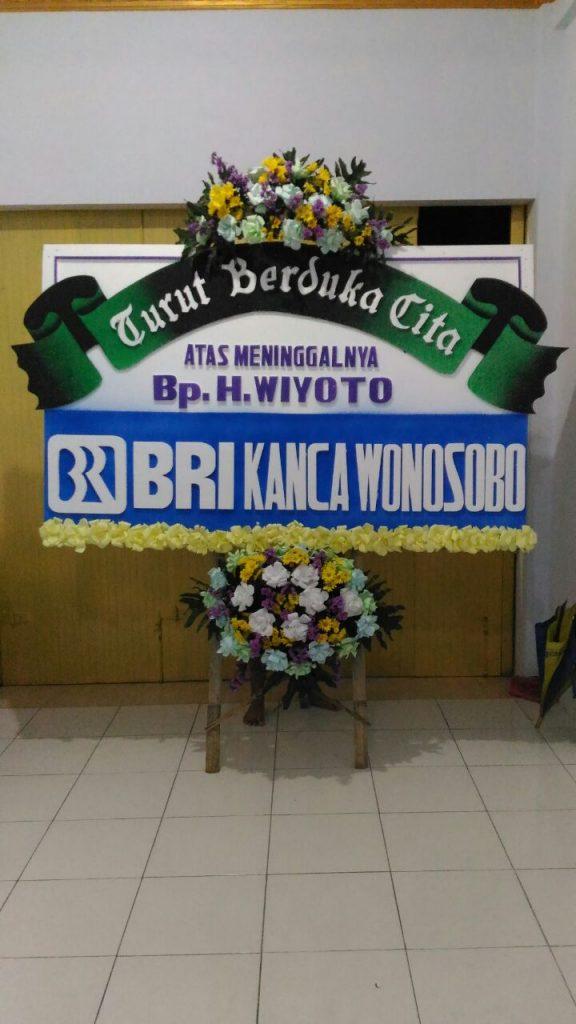 karangan bunga dukacita Temanggung parakan zaenflorist Code Zn 027