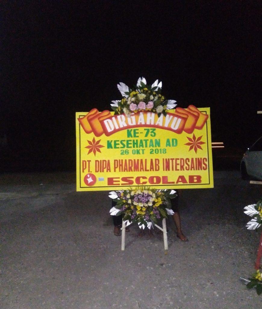 karangan bunga selamat ulang tahun zaenflorist code zn 07