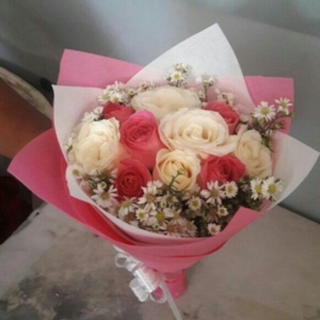 karangan bunga untuk pacar zaenflorist Code Zn 01