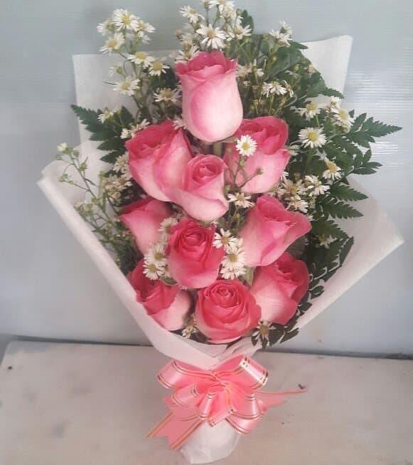 karangan bunga untuk pacar zaenflorist Code Zn 03