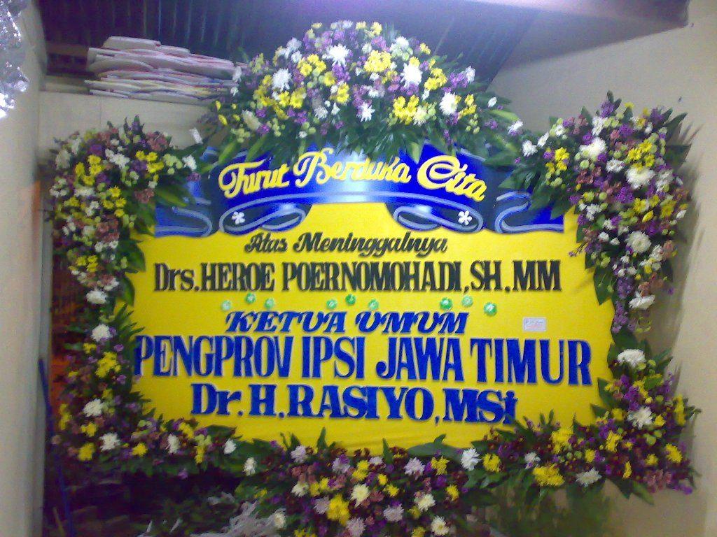 papan karangan bunga duka cita zaenflorist code zn 06