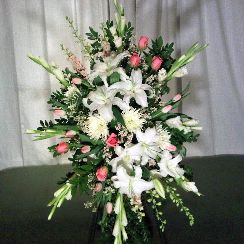 standing flower trend pernikahan zaenflorist code zn 07