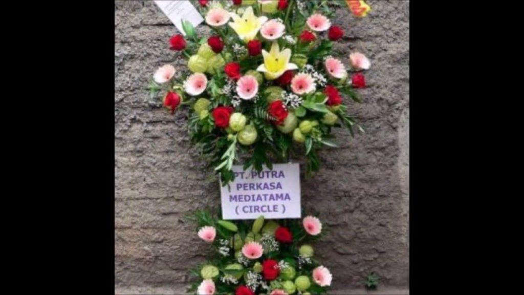 standing flowers full bunga murah zaenflorits Code Zn 04