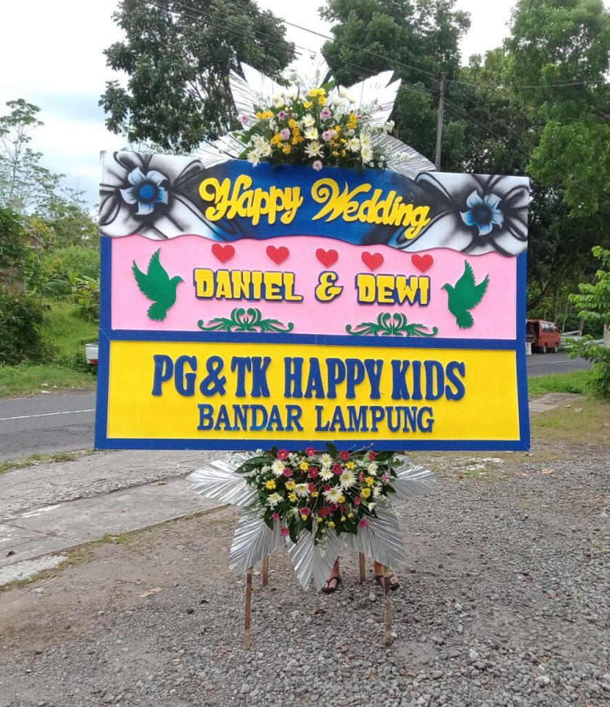 papan bunga murah magelang Zn.03